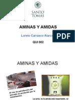Aminas y Amidas