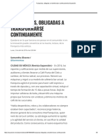 Franquicias, Obligadas a Transformarse Continuamente _ Expansión
