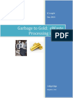 IE Insight - India EWaste Processing