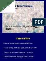 Neuro-Tuberculosis 9th Oct 2014