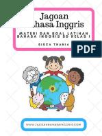 Buku Bahasa Inggris Sd Kelas 1