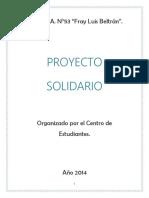 Proyecto Centro de Estudiantes