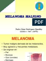 TUMORES CUTÁNEOS MALIGNOS1