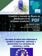 Rodolfo Acosta - Creacion y Manejo de Bases de Datos