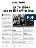 SWP 26 MARCH - HE Dont Let UUK Off the Hook