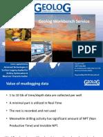 7 Geolog Drilling Optimization Services
