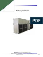 Catalogo Geral Fancoil 1014