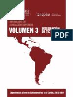 Volumen 3 - Integración de TIC's