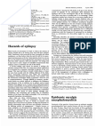Epidemic myalgic encephalomyelitis