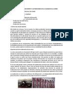 Proceso de Rigor Mortis y Alteraciones en La Calidad de La Carne