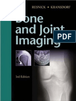 Bone and Joint Imaging, 3rd Edition
