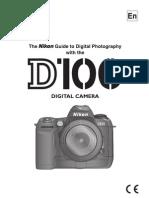Nikon D100 - User Manual