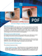 Collagen Crossling Procedures for Keratoc