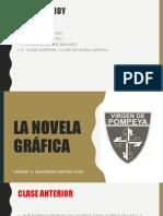 LA NOVELA GRÁFICA CLASE 2 SEGUNDO.ppt
