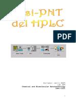 Indicaciones HPLC
