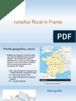 Turismul Rural in Franta