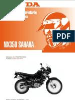 NX 350 Sahara 1993