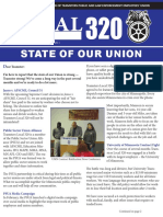 Teamsters Local 320 State of Our Union April 2018