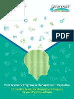 Pgpm Ex Brochure