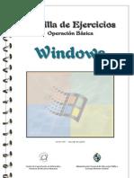 Ejercicios de Windows