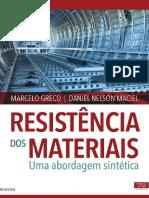 RESISTÊNCIA DOS MATERIAIS - MARCELO GRECO