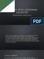 Edisson Garcia 10-05 drive unidad 3