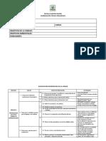 Propuesta de Planificación Diversificada (Autoguardado)