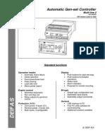 Dief AGC Multi Line 2 Series