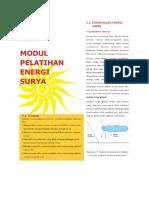 Energi Surya 1