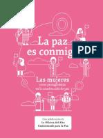 Cartilla Mujeres Paz