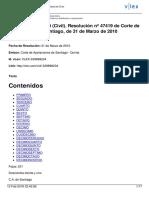 Sentencia ROL 1218 Corte de Apelaciones de Santiago
