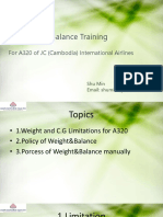 Weight and Balance Training-icn