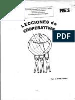 Cooperativismo-UNET