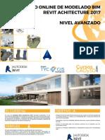 Curso Online Revit Achitecture 2017 Nivel Avanzado 1