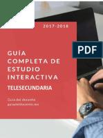 Guia Oposicion Telesecundaria (1)