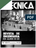 n189 Fevereiro 1949