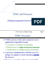 Process Vhdl