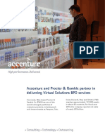Accenture CGS PG Virtual Solutions