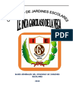 Bases Concurso de Jardines Igv. 2018