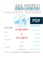 Catalogo Fortea