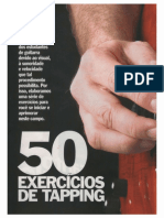 50 Exercicios de Tapping