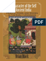 Black, Brian-The character of the self in ancient India _ priests, kings, and women in the early Upaniṣads-State University of New York Press (2007).pdf