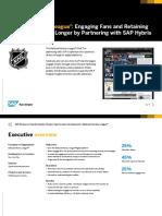 SAP Hybris Marketing NHL