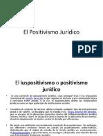 El Positivismo Juridico