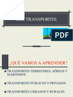 Transportes manual