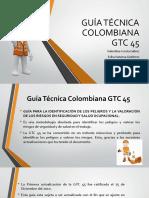 GUÍA TÉCNICA COLOMBIANA
