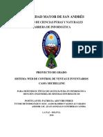 Sistema de Control de Ventas e Inventarios Caso Michelini