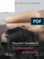361180136 Yasunari Kawabata Frumoasele Adormite