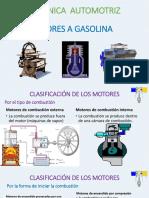 Clasificacion Del Motor a Gasolina_1