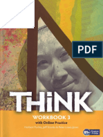 Think 3 Workbook and Online Pract